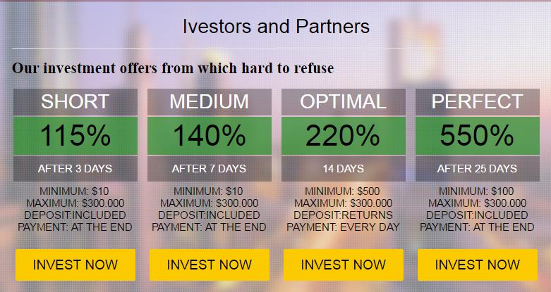 Инвестиционные планы Cleverli