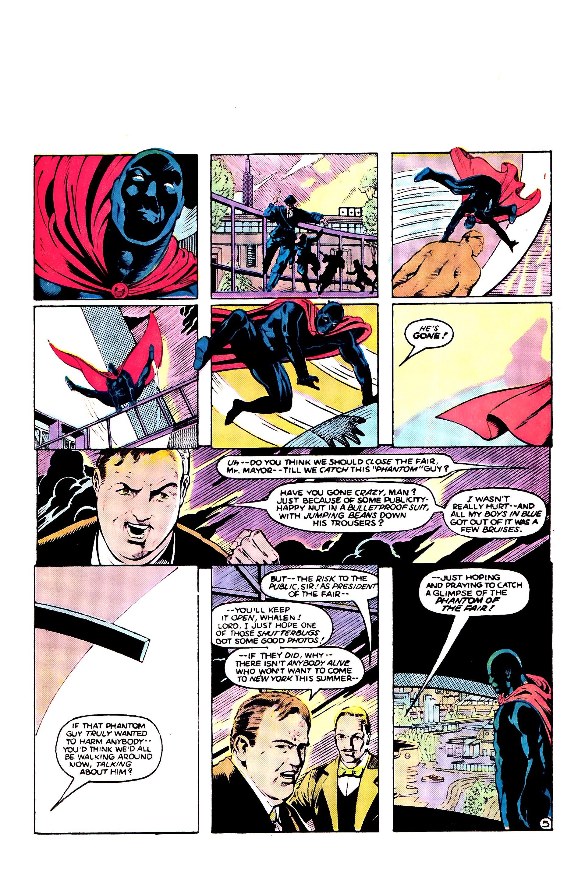 Read online Secret Origins (1986) comic -  Issue #7 - 29