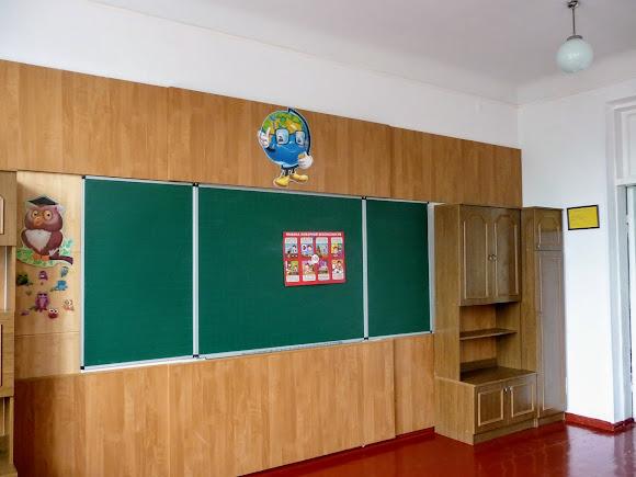 Костянтинівка. Школа № 15. Предметні кабінети