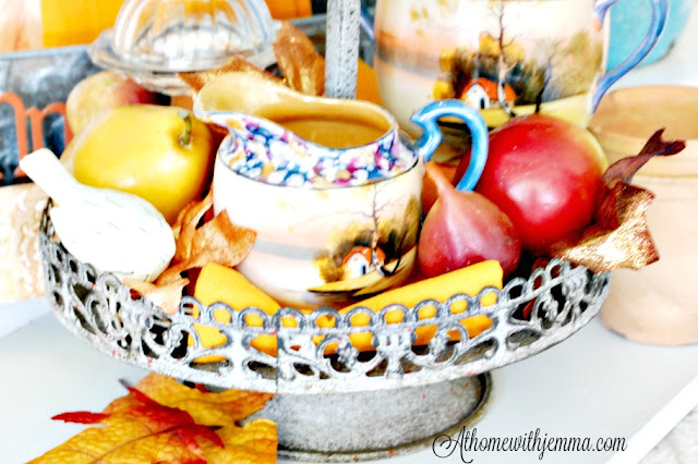 leaves-fall-orange-creamer-sugar-china-jemma-athomewithjemma
