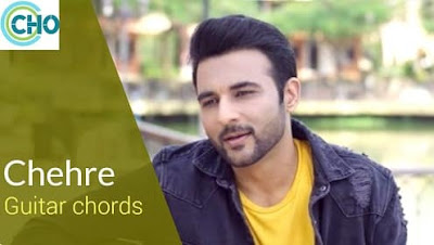 CHEHRE Guitar Chords Accurate | Harish Verma