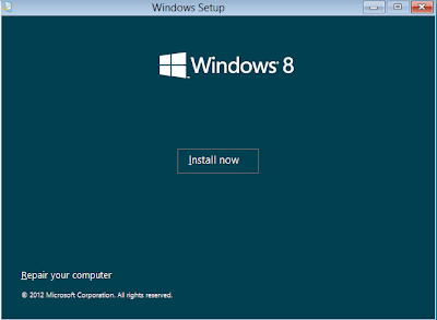 Membuat File Installer Windows 8, 7, Vista, XP Dengan USB Flasdisk