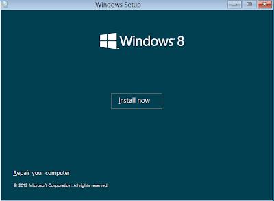 Membuat File Installer Windows 8, 7, Vista, XP Dengan USB Flasdisk
