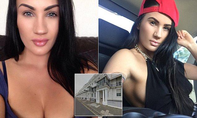 Bidexmedia Ex-Geordie Shore Star er kastet til hendes død-4572