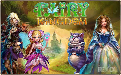 Fairy Kingdom Magic World Apk Mod for Android Online & Offline