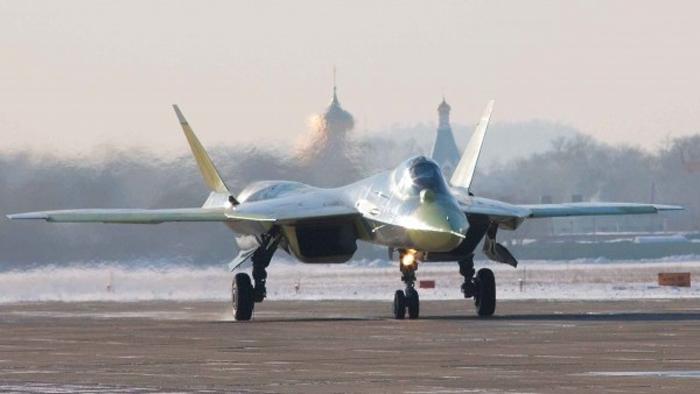 Jet siluman super sonic India