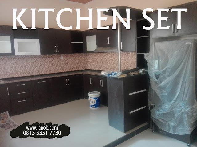jual kitchen set murah surabaya