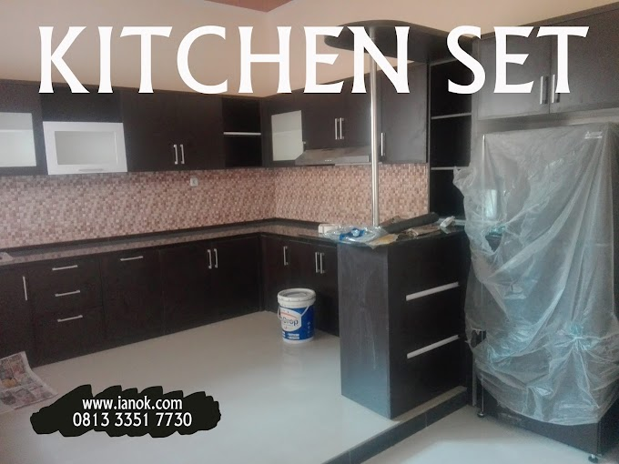 KITCHEN SET MODERN SURABAYA