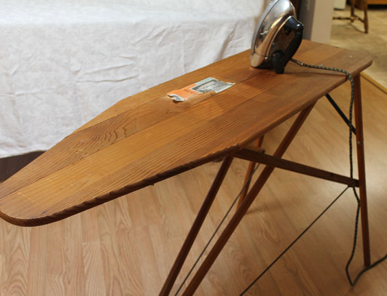 Sew Chic Pattern Company Make Your Own Ironing Board Pad