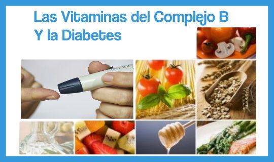 Las Vitaminas del Complejo B y su importancia para el