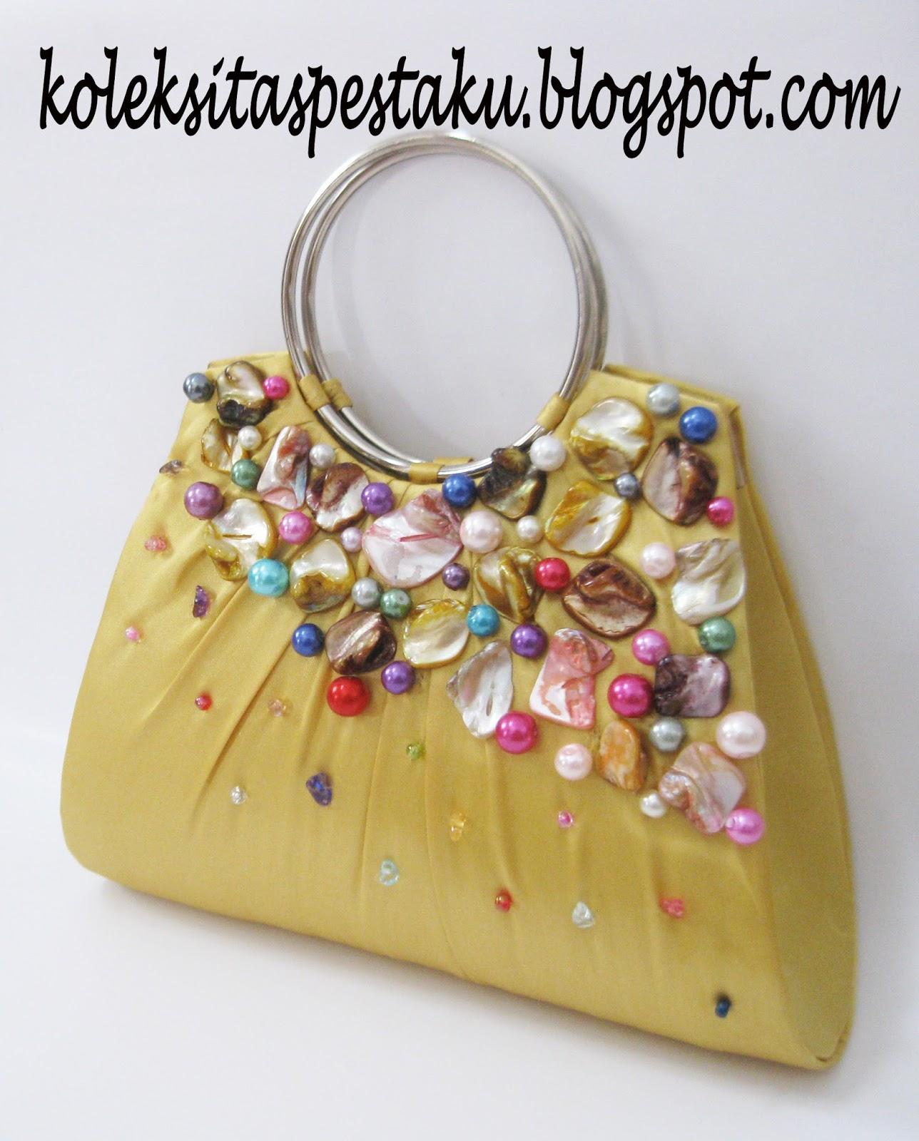 Tas Pesta - Clutch Bag  taspestaku  Jual Tas Pesta Handmade Model ... 35a43f8b50