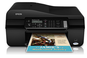 Epson WorkForce 320 Drivers & Software Download