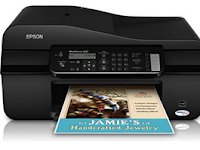 Epson WorkForce 320 Wireless Printer Setup