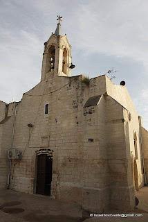 ישראל בתמונות: שפרעם, כנסייה אנגליקנית