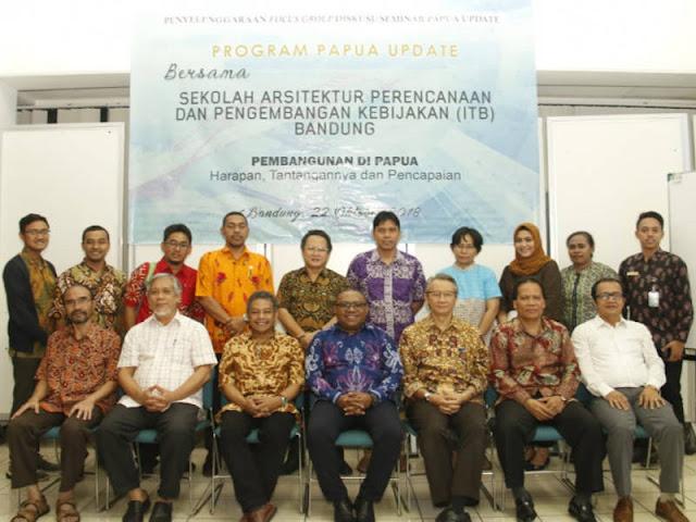ITB Sediakan Banyak Ahli Bantu Pembangunan di Papua