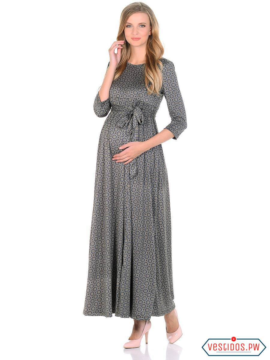 Vestidos largos casuales para embarazadas