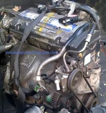 Jual Mesin Mobil Honda Prelud H22 ex Singapore or Japan ...