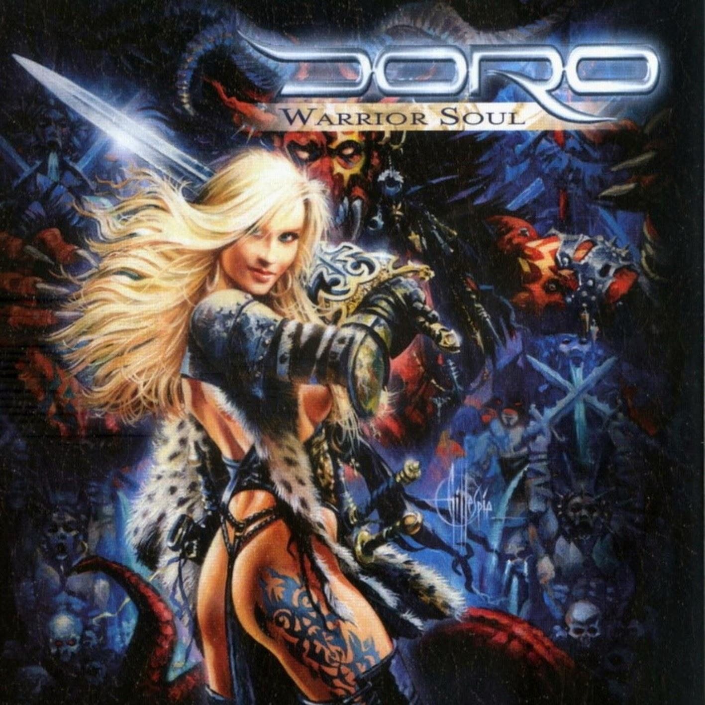 Warriors Into The Wild Audiobook: Minha Impalpável Audioteca: Discografia Doro (mp3 Alta