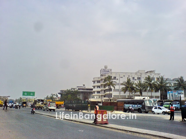 BETL Flyover ELectronic City
