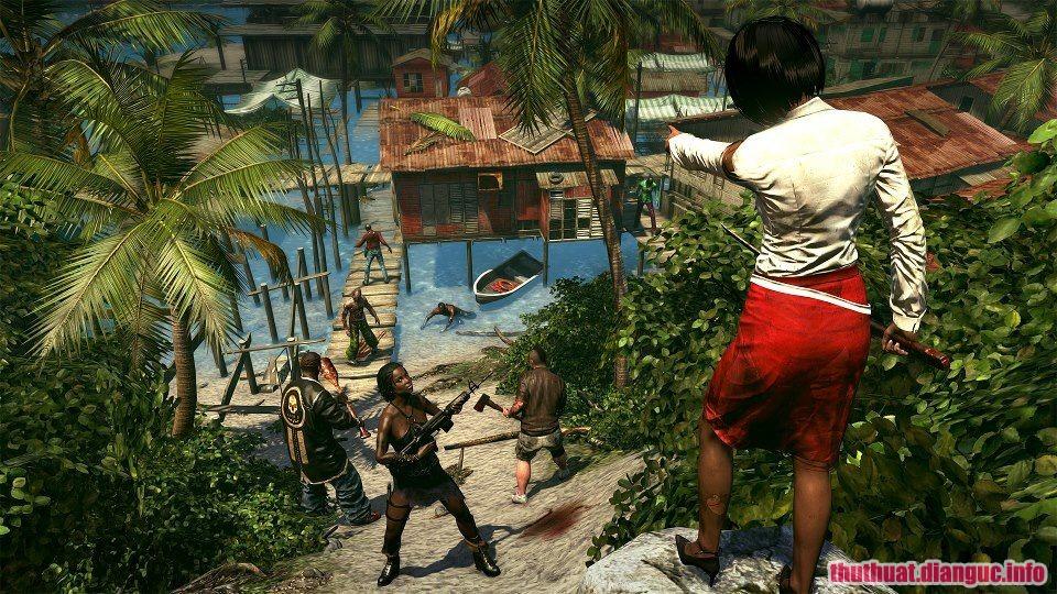 cau hinh game Dead Island