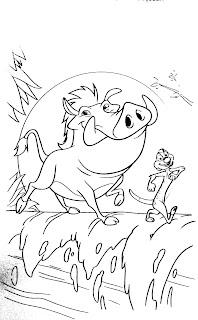 Timoni e Pumba
