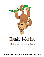 Image result for chunky monkey reading strategies