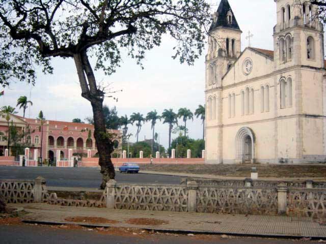 São Tomé, Capital de São Tomé e Príncipe