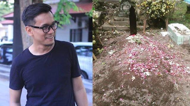 Nisan di Kuburan Bani Seventeen Hilang, Hayo Ngaku Siapa yang Ngambil?