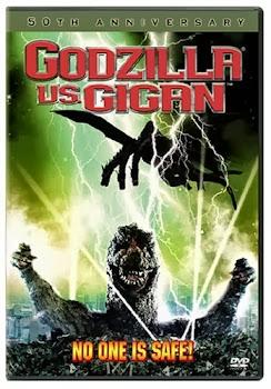 Godzilla vs. Gigan ก็อตซิลล่า ปะทะ ไกกัน