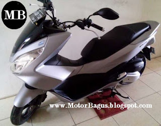daftar harga motor Honda PCX 150 second lengkap