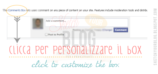 Blog design: come inserire il box commenti di Facebook in Blogger
