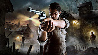 The Evil Within PS3 Wallpaper