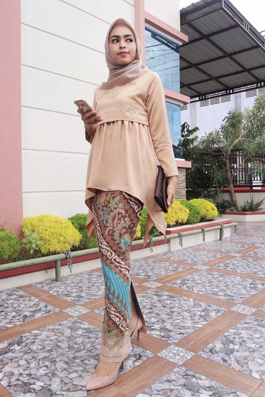hijab lebaran praktis hijab lebaran paris