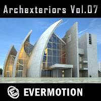 Evermotion Archexteriors vol.07 室外3D模型第7季下載