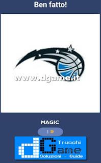 Soluzioni NBA Team Quiz livello 28