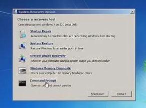 Cara termudah mengatasi lupa password login windows 7