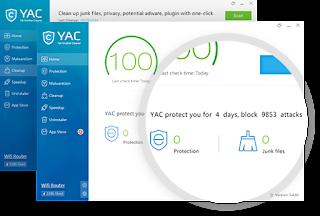برنامج yac pc cleaner لتسريع الكمبيوتر اخر اصدار2016