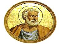 Petrus, Paus 1?
