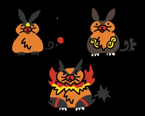 Pokemon Tepig Evolution Level | www.pixshark.com - Images ...