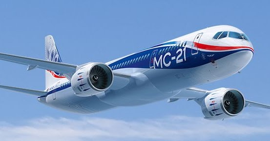 Irkut to roll out first mc 21 aircraft for flight tests this week