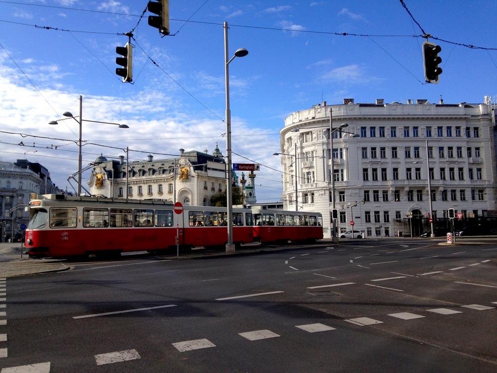 komunikacja w Wiedniu