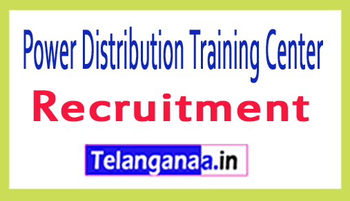 Power Distribution Training Center PDTC Recruitment