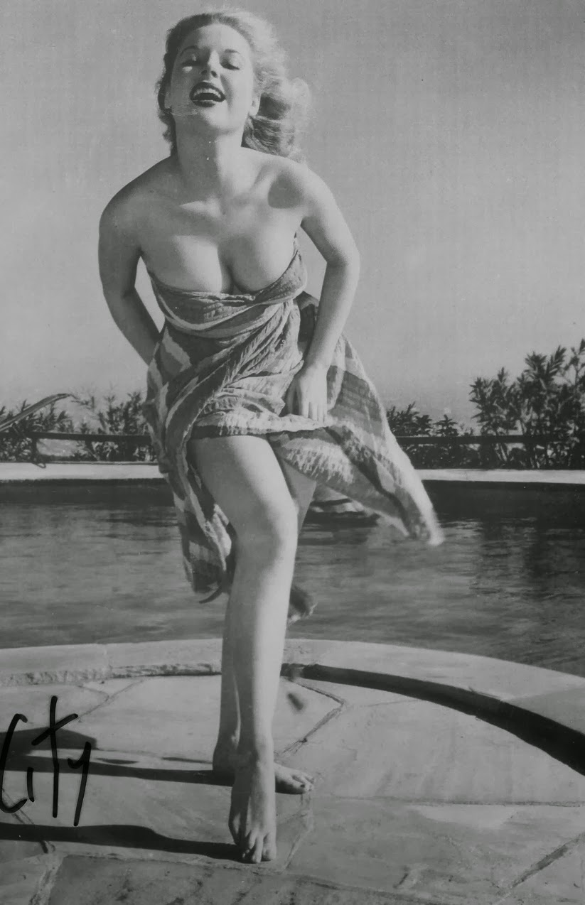 Loveisspeed Betty Brosmer Born August 2 1935 Is