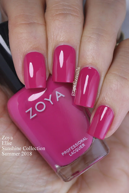 Zoya Sunshine Collection Ellie