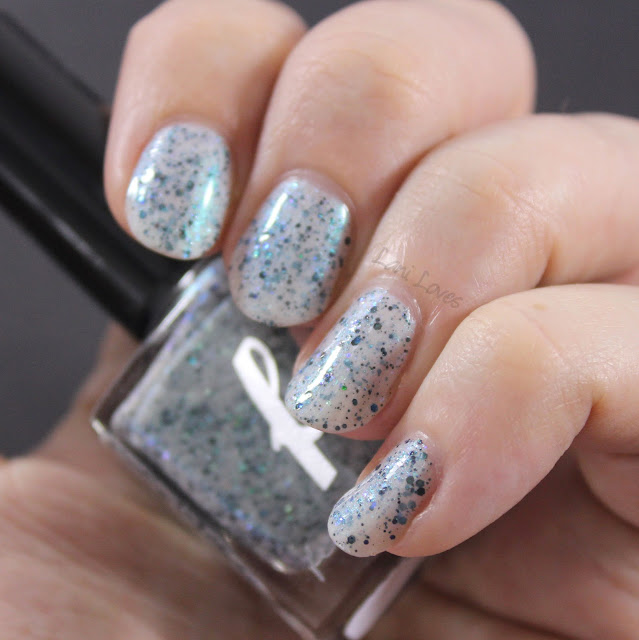 Femme Fatale Winterking Nail Polish Swatches & Review