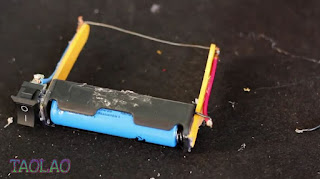 Tutorial Cara Membuat Pemotong Styrofoam Baterai