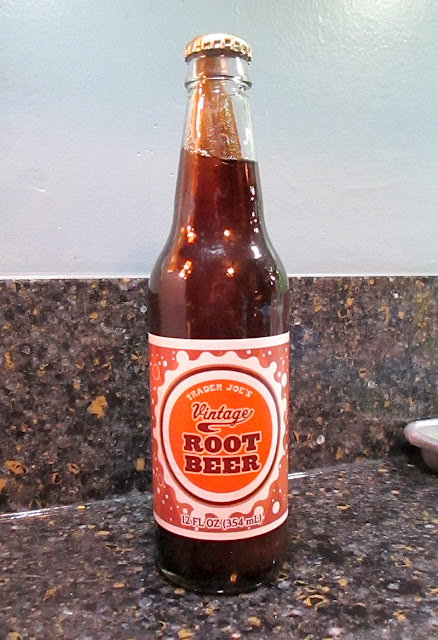 Trader Joe's Vintage Root Beer