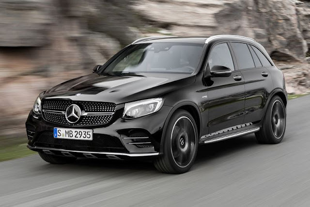 2017 Mercedes-AMG GLC43 reviews