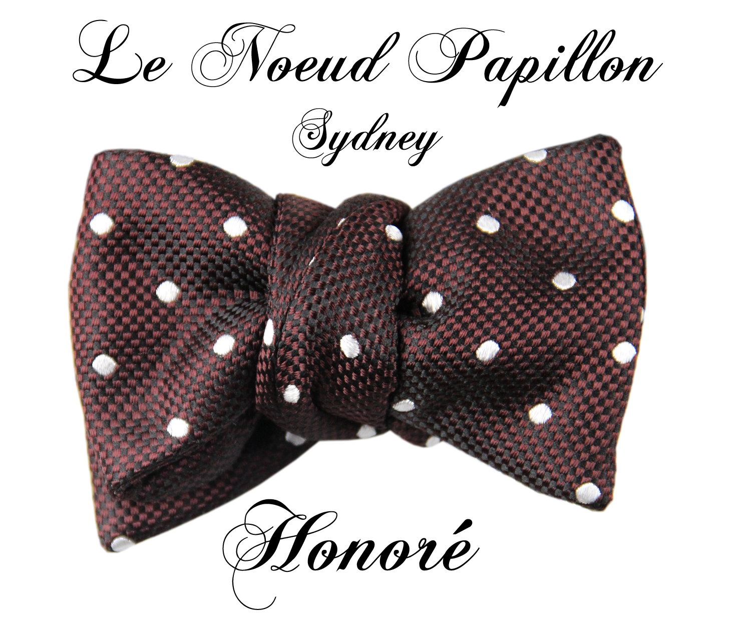 le noeud papillon of sydney for lovers of bow ties january 2013. Black Bedroom Furniture Sets. Home Design Ideas