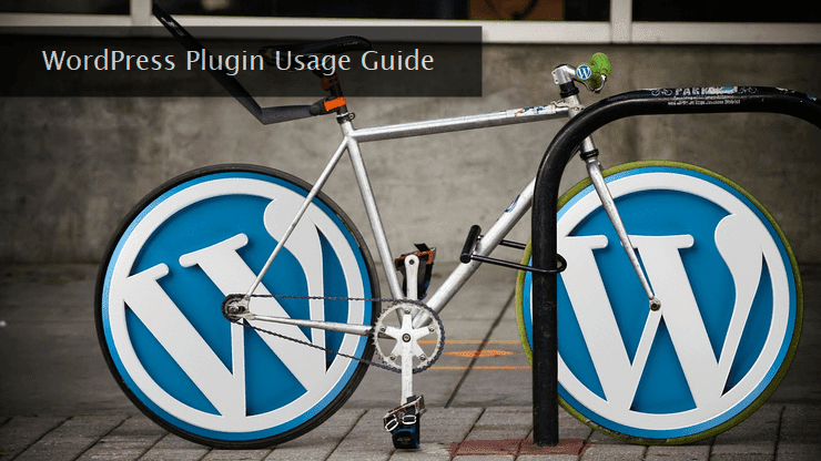 WordPress bicycle
